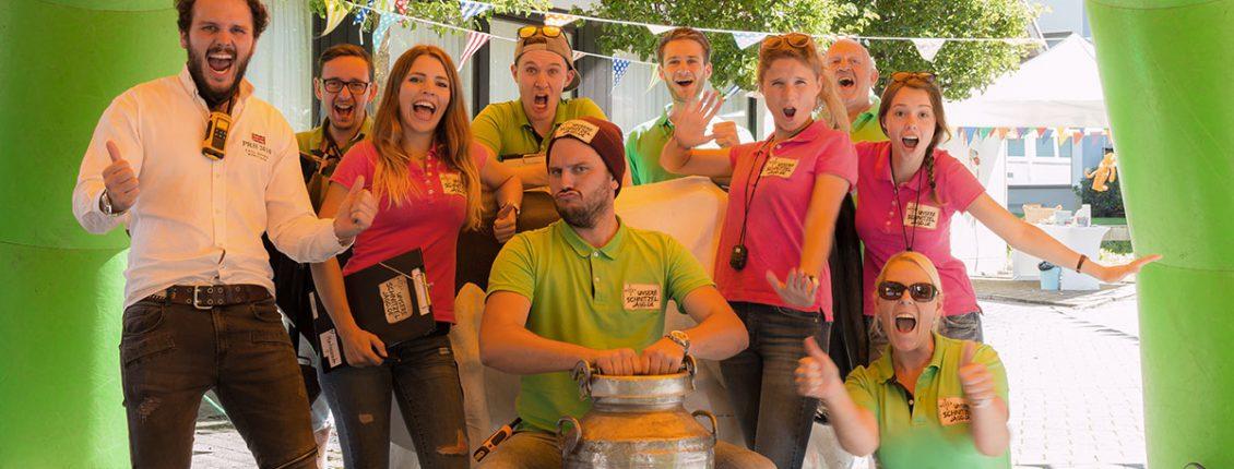 Teamevent Köln Bonn