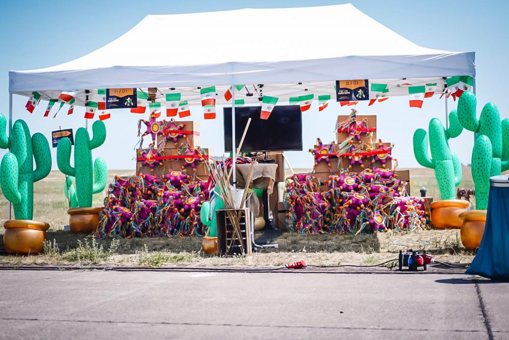 mexikanisches Event