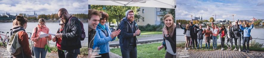 Teamevent in Bonn