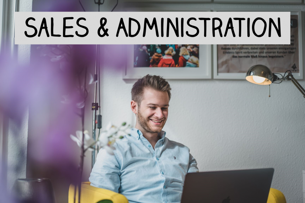 Sales & Administration